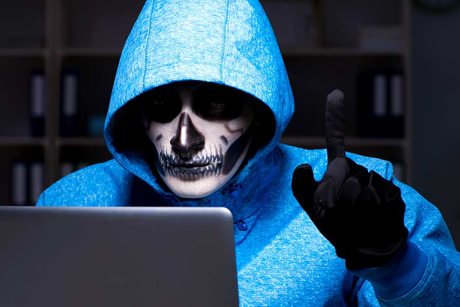 サイバー犯罪 体験しませんか。