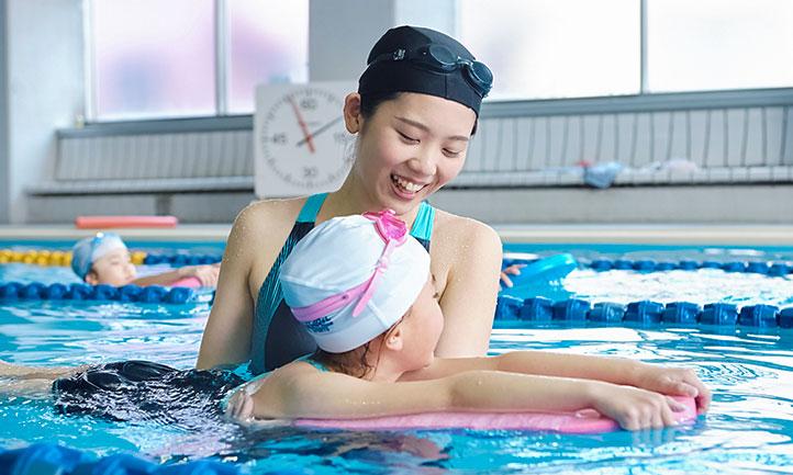 日本スイミングクラブ協会様向け「WEB泳力認定システム」の構築