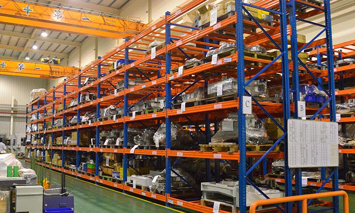 自動倉庫物流制御システムの標準化